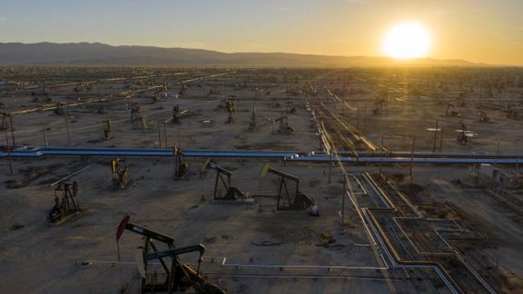 افت قیمت نفت بعد از دو روز متوالی صعود