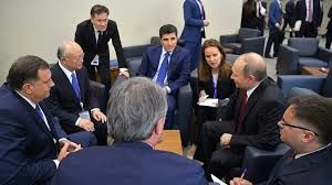اعلام حمایت پوتین از ملت کردستان عراق