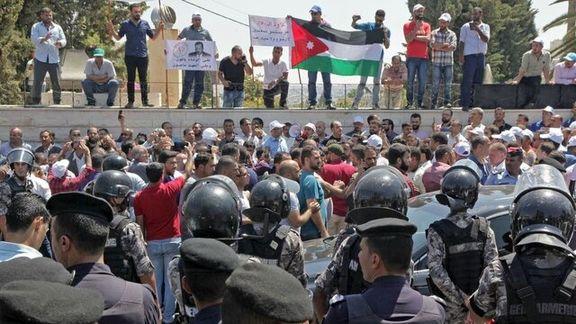 عذرخواهی مقام اردنی از معلمان کشور خود