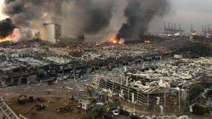 آمریکا 17 میلیون دلار به دولت لبنان کمک کرد