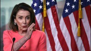 نانسی پلوسی: تمایلی برای جنگ با ایران نداریم.
