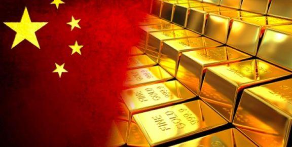 سیاست ضد دلاری چین؛ تا می توانی طلا بخر