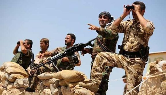 کردها برای مقابله با حمله ترکیه آماده می شوند