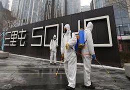 تدابیر بهداشتی بسیار شدید در چین برای مهار کرونا
