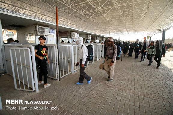 بازگشایی مرز مهران در آینده نزدیک