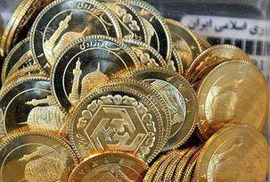 افزایش قیمت سکه در بازا معاملات طلا تهران
