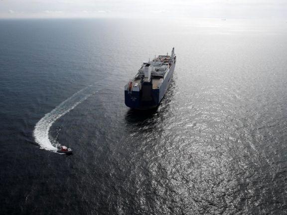 کشتی تسلیحات سعودی دست خالی از فرانسه بازگشت