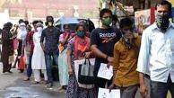 اقتصاد هند بیش از ۷ درصد کوچک شد