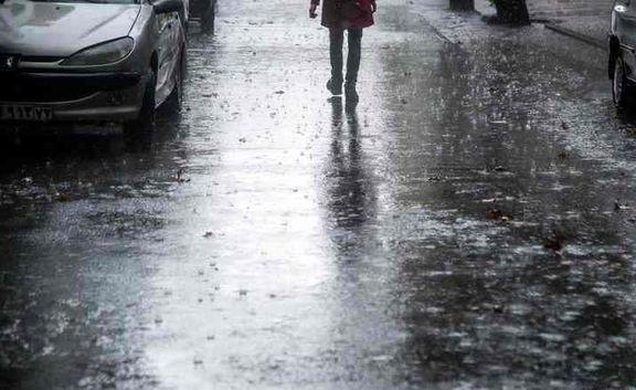سامانه بارشی جدید از روز چهارشنبه وارد کشور می شود