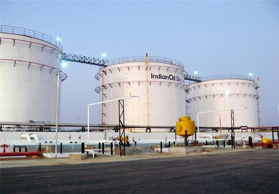 جهش ۱۳۵ درصدی واردات سوخت و نفت خام هند