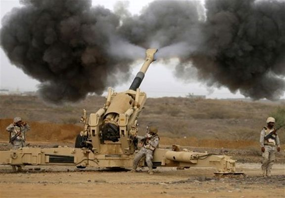 حمله توپخانهای ارتش یمن به مواضع نظامیان سودانی