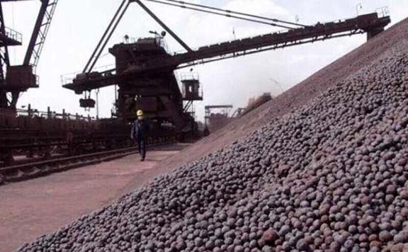 تولید گندله سنگآهن به بیش از 46 میلیون تن رسید
