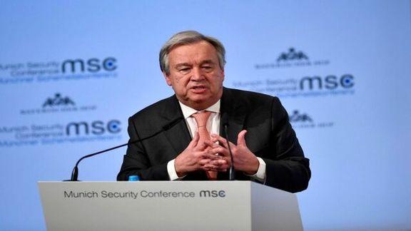 تاکید سازمان ملل بر روی تحریم تسلیحاتی لیبی