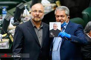 محمدباقر قالیباف رئیس اولین سال مجلس یازدهم شد