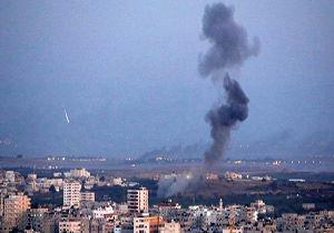حمله به پایگاه نظامی ترکیه در عفرین سوریه با موشکهای حرارتی