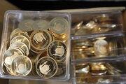 نائب رییس اتحادیه طلا و جواهر: حباب سکه در حال حاضر ۴۸۰ هزار تومان است